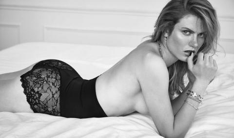"""Двукратна световна шампионка направи еротична фотосесия за """"Плейбой"""""""