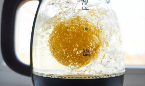 Ето как да удължите живота си с алкална вода
