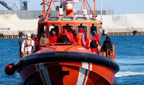 Австрия отхвърли молбата на ЕС, не иска мигранти от Лампедуза