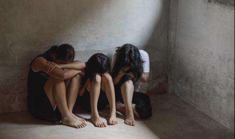 Мрежа за трафик на хора е разбира в Германия и Словакия