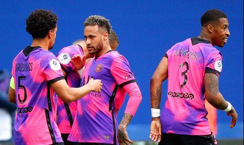 Барселона и Неймар се договориха