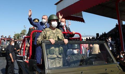 Кипър: Ердоган отново си играе с огъня
