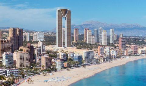 Най-високата жилищна сграда в Европа вече е факт