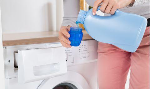 Защо баба изспива оцет в пералнята?