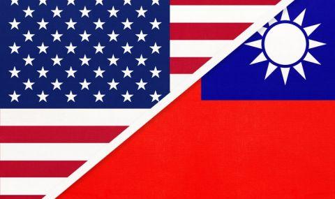 """Байдън """"сериозно обмисля"""" преименуването на тайванския офис във Вашингтон"""