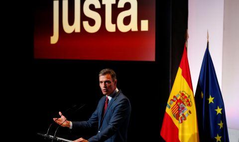 Испанският премиер води преговори с Каталуния