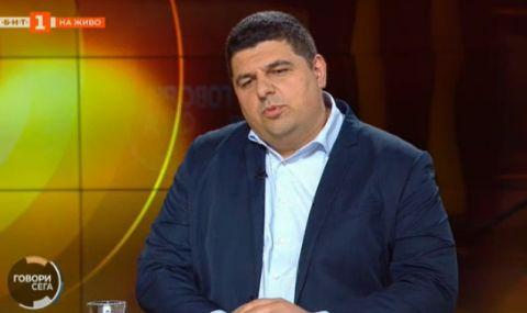 Ивайло Мирчев: Нашата цел е да бъдем първа политическа сила