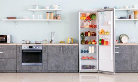 Какъв размер хладилник е подходящ за Вашия дом