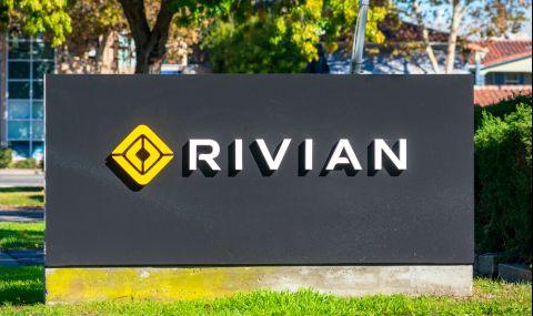 Rivian построиха първия електрически пикап