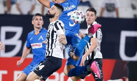 В повторния дебют на Мъри: Локомотив (Пловдив) и Левски си разделиха по една точка
